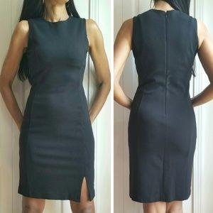 Ann Taylor Loft Petites Stretch Sheath Dress Sz 2